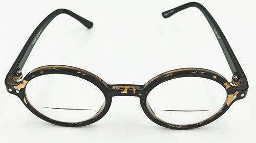 Robin Bifocals Brown