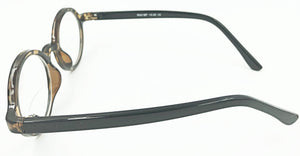 Robin Bifocals Brown - Side View