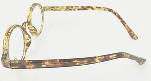Robin Bifocals Amber - Side View