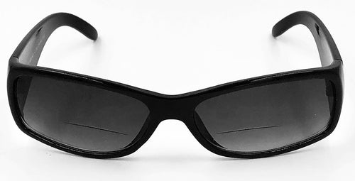 Alex Sunglass Bifocal Readers - Smoke