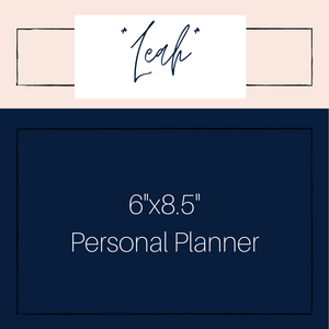 *Leah* Personal Planner