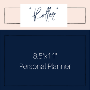 *Roller* Personal Planner
