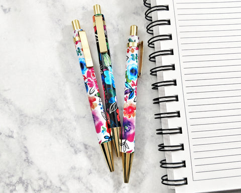 Seriously Pretty Pens- Emmi's Finds Blog