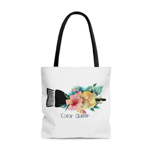 Color Queen Tote Bag