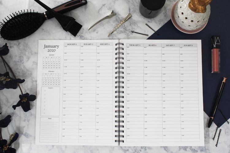 """Melody"" Appointment Planner"