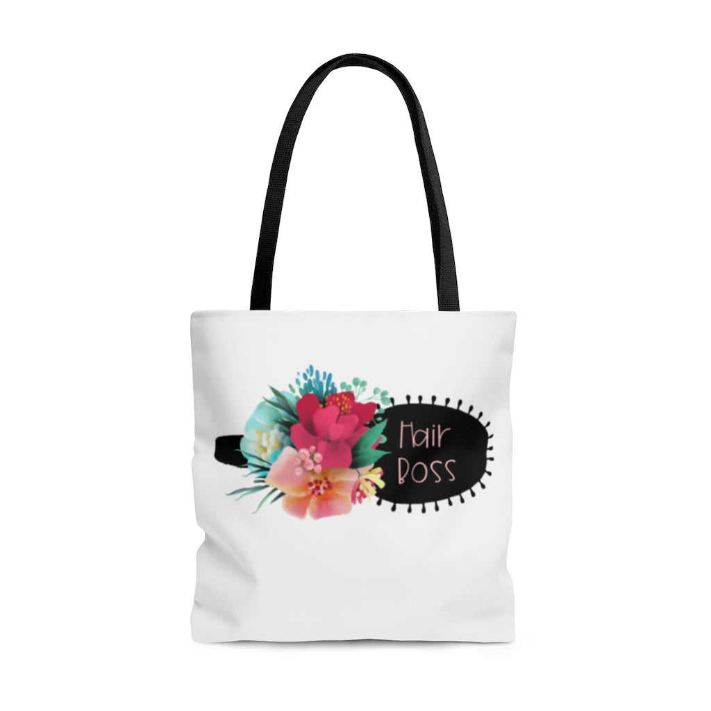 Hair Boss Tote Bag