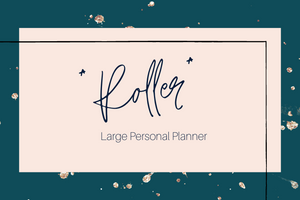 """Roller"" Personal Planner"