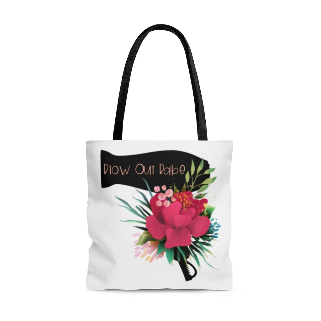 Blow Out Babe Tote Bag