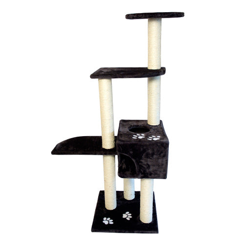 High quality Mid Condo Cat Tree/Furniture - Dark Gray