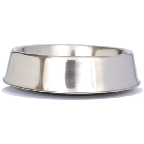 Anti Ant Stainless Steel Non Skid Pet Bowl for Dog or Cat - 8 oz - 1 cup