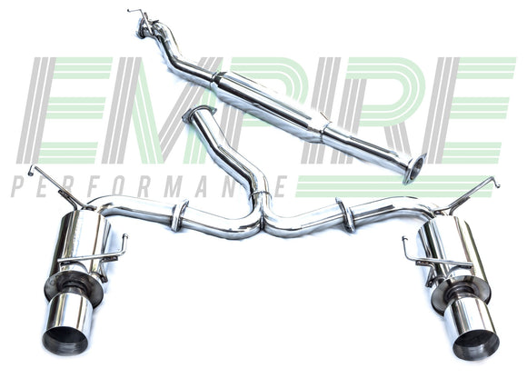 Subaru Impreza WRX/STi Sedan Performance Exhaust System 2015