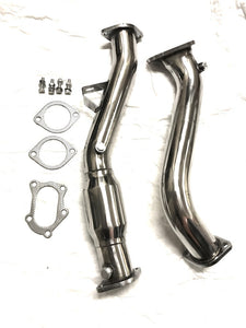 Subaru Race-spec Down Pipe