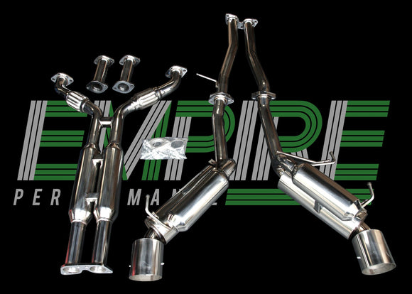 Nissan 350Z Exhaust System