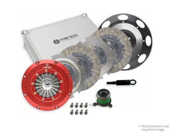 HOLDEN COMMODORE VT-VZ (1999-2006) LS1 MANTIC 9000 Twin Plate Organic Clutch Kit