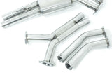 Holden Commodore (1997-2007) SS Sedan VT-VY-VX-VZ Catback Exhaust