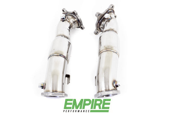 Nissan GT-R R35 Exhaust Downpipes (Race Specification)