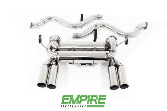 BMW E92 M3 Exhaust