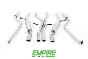 BMW E90 E92 335i Exhaust
