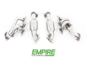 Holden Commodore VE VF V6 3 6 Headers and Cats – Empire Performance