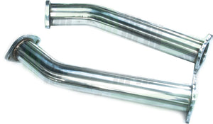Holden Commodore VT-VZ Decat Pipes - SUITS EMPIRE HEADERS OR SIMILAR