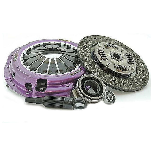 Subaru WRX  2.0L (1994-2005) & STI (1994-2000) Turbo Heavy Duty Organic Clutch Kit - Pull Type - KSU23006-1A