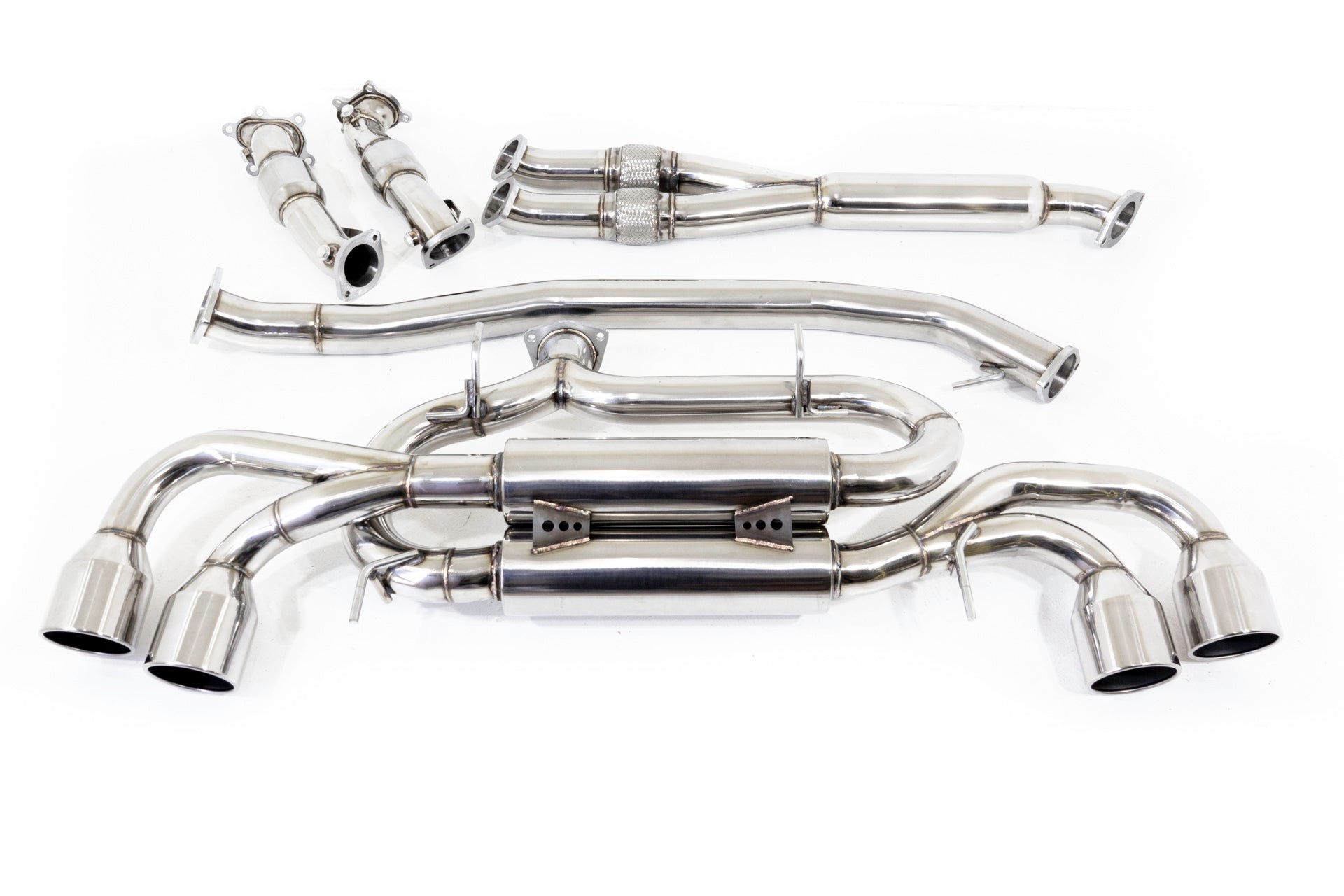 Nissan R35 GT-R Full Exhaust System | Empire