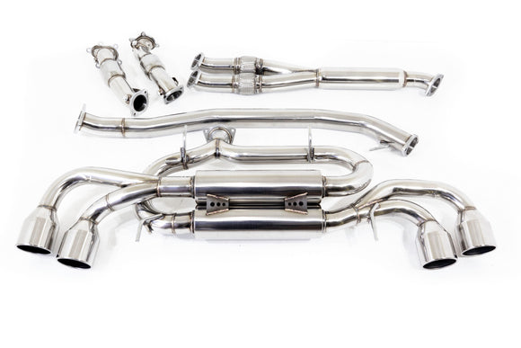 Nissan GT-R R35 Street Specification Full Exhaust