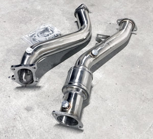 Subaru Forester Downpipe with CAT