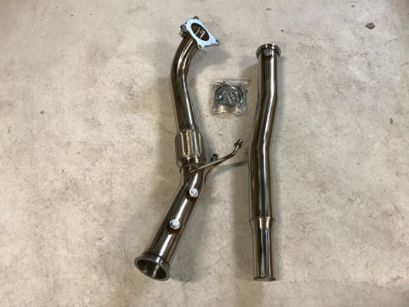 Audi A3 Downpipe Front