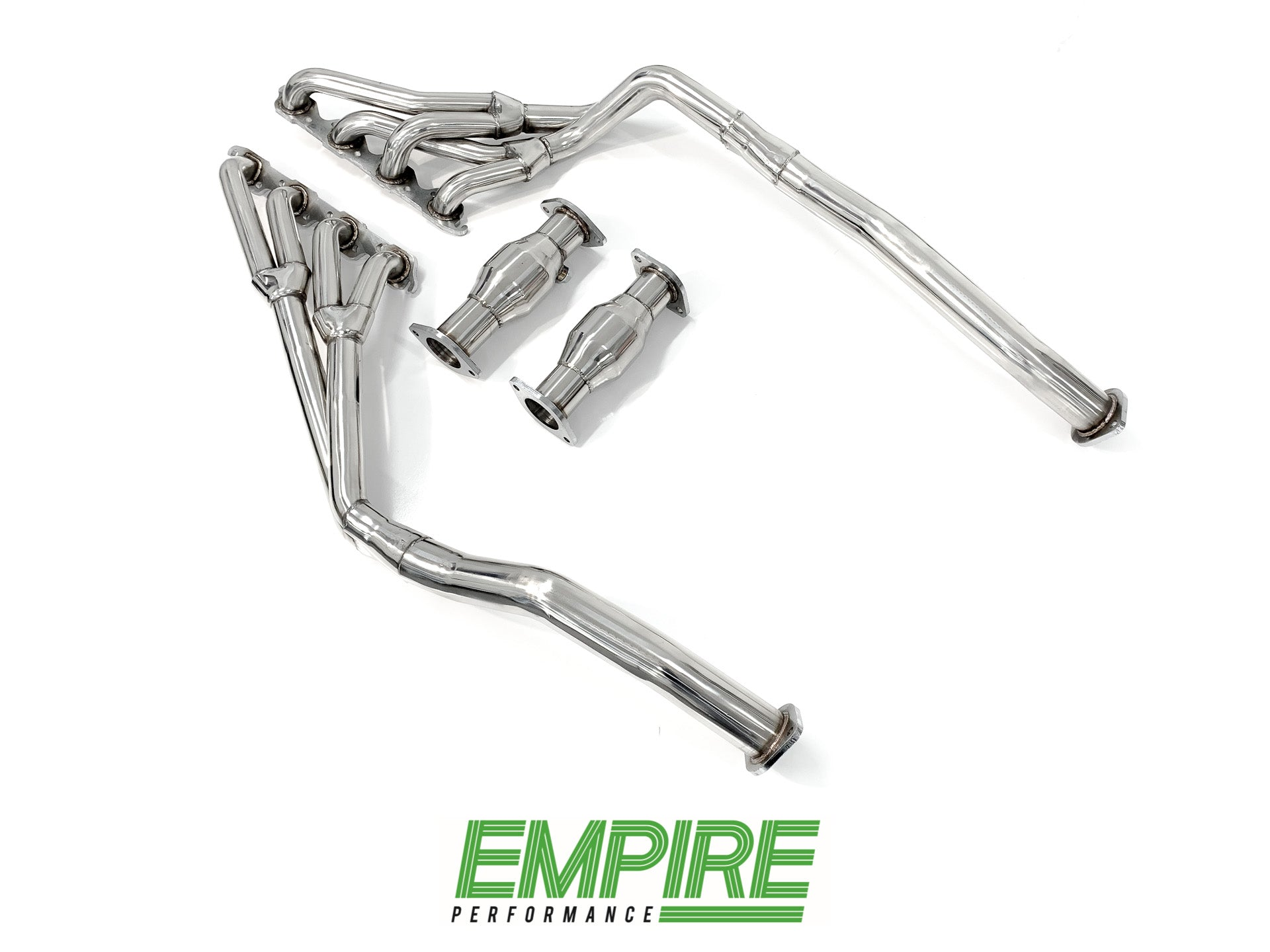 Holden Commodore (1997-2007) SS Sedan Cat Back Exhaust