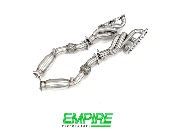 Nissan 350Z / V35 Skyline (2002-2009) Premium Headers