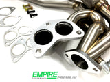 Subaru BRZ (2012+) Unequal Length Headers with up-pipe