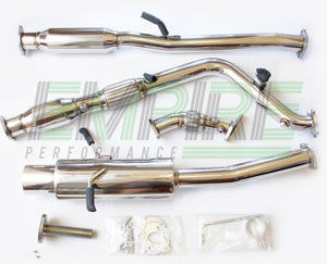 Subaru WRX Full Exhaust Kit