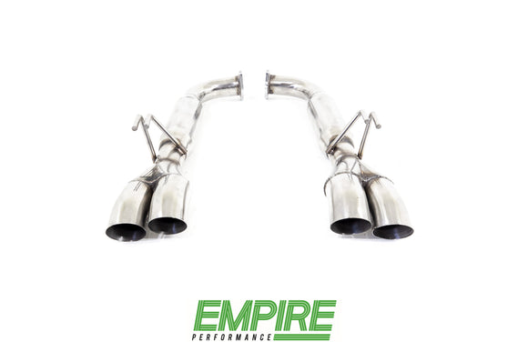 Holden VE / VF V6 & V8 Sedan & Wagon Muffler Deletes for Standard Exhaust
