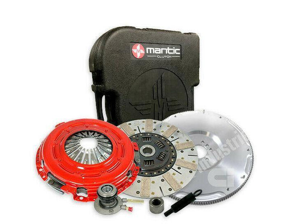 Ford Falcon (2003-2005) BA 10/03-9/05 4.0 Turbo Mantic Stage Stage 3 Clutch Kit Inc SMF - MS3-2293-CS