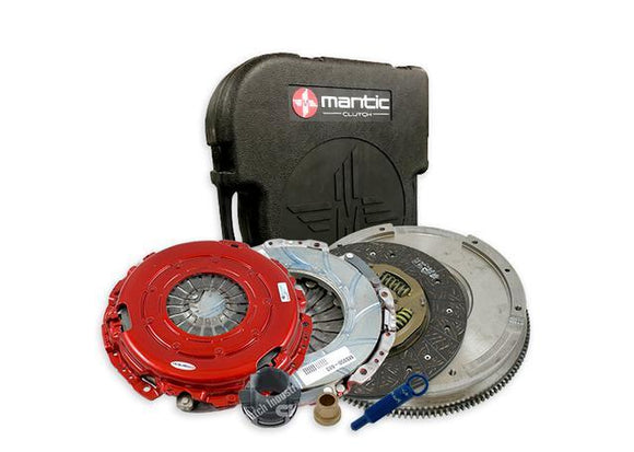 Holden Commodore (2015-) VF 6 Speed 10/15 on 6.2  MPFI LS3 304KW Mantic Stage Stage 1 Clutch Kit Inc SMF - MS1-2781-CR