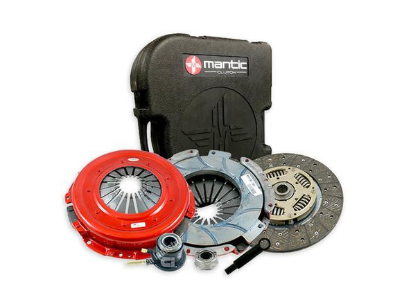 Ford Falcon (2012-) FG X  XR6T  6 Speed 4/12 on 4.0  MPFI Turbo 270kw Mantic Stage Stage 1 Clutch Kit - MS1-2645-CX