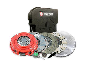 Holden Commodore (2006-2010) VE, 6 Speed, 8/06-8/10 6.0 Ltr MPFI, Gen 4 (LS2), 270KW Mantic Stage, Stage 2 Clutch Kit Inc SMF - MS2-2421-CS