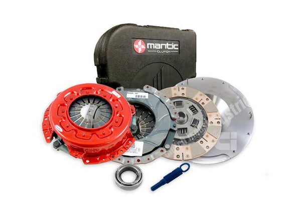 Holden Commodore (2006-2010) VE, 6 Speed, 8/06-8/10 6.0 Ltr MPFI, Gen 4 (LS2), 270KW Mantic Stage, Stage 4 Clutch Kit Inc SMF - MS4-2421-CS