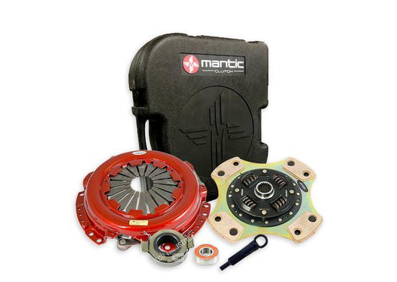 Holden Commodore (1988-1991) VN 8/88-9/91 5.0  EFI V8 Mantic Stage Stage 4 Clutch Kit - MS4-377-BX