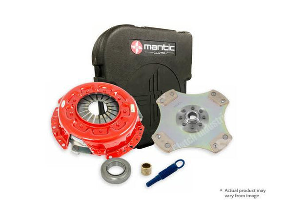 Subaru BRZ (2012-0) ZC6, 6 Speed, 6/12 on 2.0 Ltr, FA20D, 147kw Mantic Stage, Stage 5 Clutch Kit - MS5-2943-BX