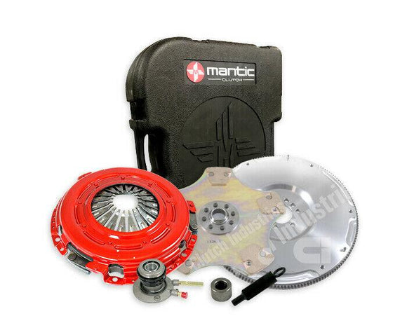 Holden Commodore (2006-2010) VE, 6 Speed, 8/06-8/10 6.0 Ltr MPFI, Gen 4 (LS2), 270KW Mantic Stage, Stage 5 Clutch Kit Inc SMF - MS5-2421-CS