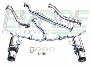 Subaru WRX 2008 Turbo Back Exhaust