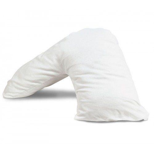 Silentnight L-Shaped Pillow Case