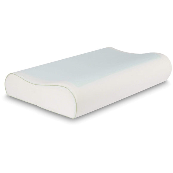 Oxygel Contour Memory Foam Pillow