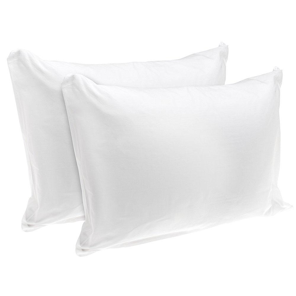 Tencel™ Waterproof Pillow Protector Pair