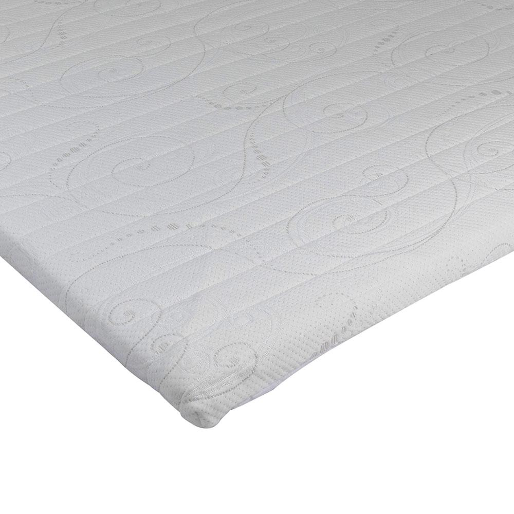 Gel-Memory Foam Mattress Topper (5cm)