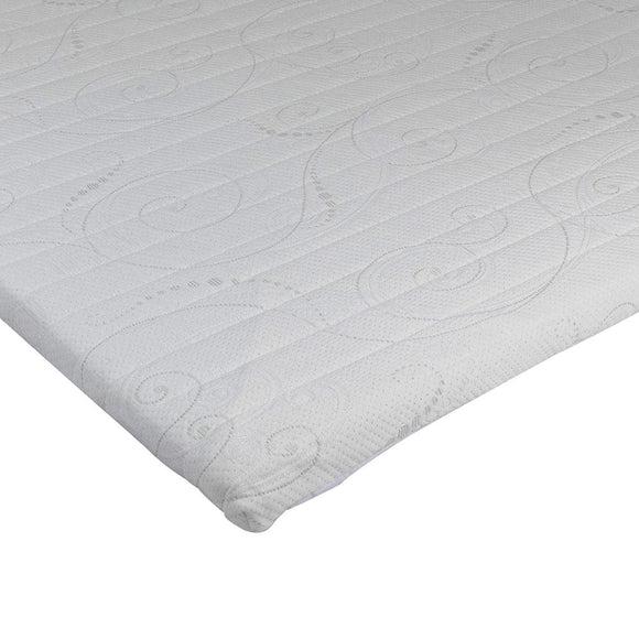 Silentnight Gel-Memory Foam Mattress Topper (5cm)