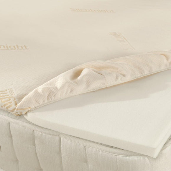 Silentnight Memory Foam Mattress Toppers