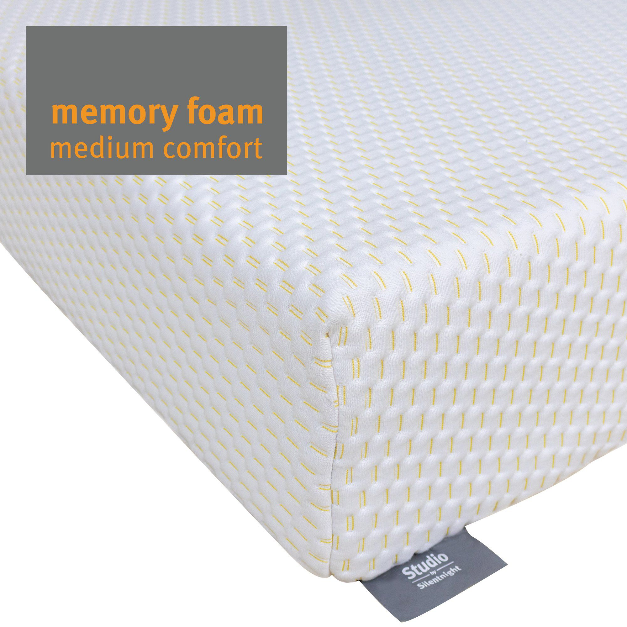Studio Mattress - Memory Foam